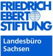 Logo: Friedrich-Ebert-Stiftung– Landesbüro Sachsen