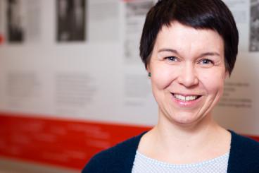 Geschäftsführerin Karin Pritzel
