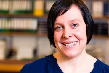 Jutta Müller, Buchhaltung und Verwaltung