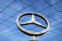 Mercedesstern © flickr.com/photos/comzeradd
