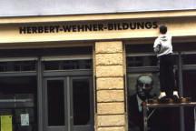 HWB in der Kamenzer Straße 1999