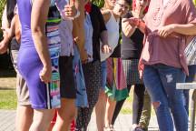 Bei der Sommerwerkstatt vermitteln wir das Einmaleins der Moderation, treffen nette Menschen und genießen die Sonne.