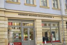 Ein Blick auf unser Ladenlokal in der Kamenzer Sraße 12
