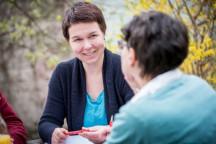 Frauen in die Kommunalpolitik - Frauen im Gespräch