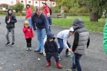 In der Familienwerkstatt gibt es auch für die Kinder eigene Seminareinheiten.