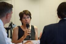 Antonia Kupfer 18. Juni 2019 - Diskussion Arbeit neu denken - Wehnerwerk