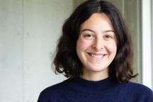 Lisa-Marleen absolviert im Oktober 2021 ihr Praktikum im Wehnerwerk