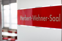 Mieten Sie den Herbert-Wehner-Saal.