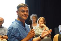 Matthias Quendt - Diskussion Arbeit neu denken - Wehnerwerk