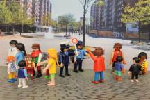 Segregation im Playmobil-Kosmos