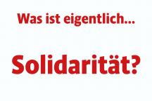 Erklärvideo: Was ist Solidarität?