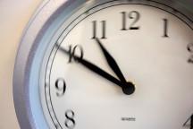 Uhr Zeit  - Ehrenamt