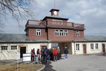 Gedenkstätte Buchenwald Haupttor
